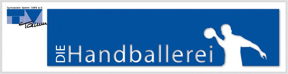 Banner Handballerei