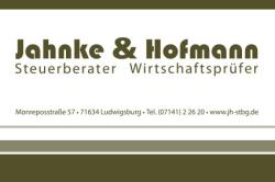 Jahnke & Hofmann Steuerberater