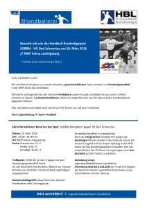 EinladungBundesligaSpiel_SGBBM-Schwartau_TVTamm_V6_FINAL