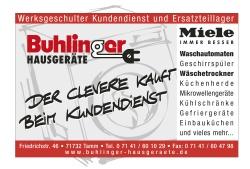 Buhlinger Hausgeräte