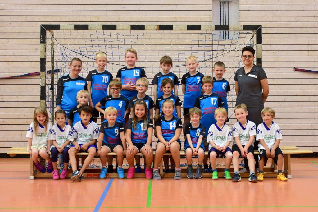 Mannschaftsbild F-Jugend